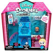 Disney doorable playset - frozen - Dtc