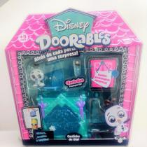 Disney Doorables Pequeno - Cantinho do Olaf - DTC  5083 - Distribuidora dtc