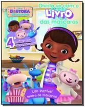 Disney doutora brinquedos - livro das mascaras - Dcl
