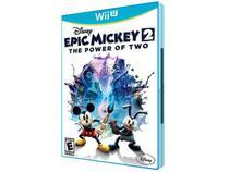 Disney Epic Mickey 2: The Power of Two - para Nintendo Wii U - Disney