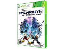 Disney Epic Mickey 2: The Power of Two para - Xbox 360 - Ubisoft