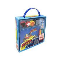 Disney Fun Box - Caixinhas Divertidas - Mickey Mouse - Aventuras Sobre Rodas - Dcl -