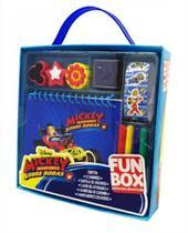 Disney Fun Box - Mickey - Aventuras Sobre Rodas - Dcl