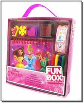 Disney Fun Box - Princesa - Dcl -