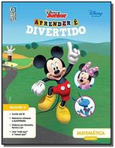 Disney junior aprender e divertido - Coquetel