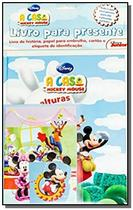 Disney - livro para presente - mickey mouse - Dcl