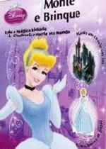 Disney monte e brinque - princesas - Melbooks -