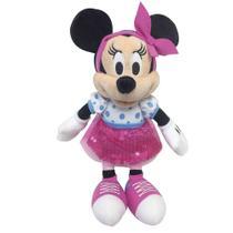 Disney Pelúcia Minnie Mickey -