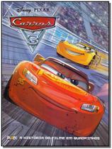 Disney Pixar - Carros 3 - Ediouro ( normal ) -