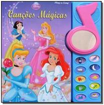 Disney princesas: cancoes magicas - Dcl -