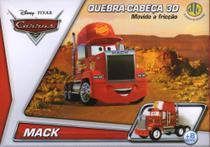 Disney Quebra Cabeça 3D Movido a Fricção Mack - Dtc