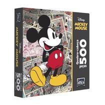 Disney - Quebra Cabeça 500 peças Mickey Mouse - Toyster -