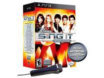 Disney Sing It: Pop Hits para PS3 - Disney