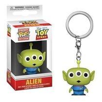 Disney Toy Story Chaveiro Mini Boneco Pop Funko Alien -