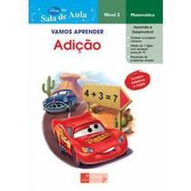 Disney vamos aprender nivel 2 adicao carros - Papaleguas Brasil Distrib.De Livros Ltda -