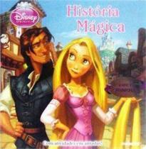 Disney vire e brinque-historia magica - Editora Melhoramentos Ltda
