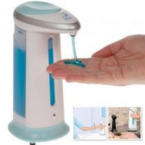 Dispenser Automático Sensor P/ Sabonete Liquido Saboneteira - Megafun