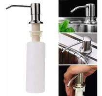 Dispenser Dosador Bancada Sabão Sabonete Líquido Detergente - Vbt Decor