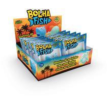 Display Brinquedo Diverso Bolha FISH - Dtc