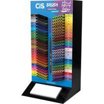 Display com 300 Marcador Artistico CIS Dual BRUSH 48 Cores - Sertic