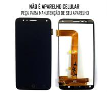 Display Frontal Alcatel One Touch Pop 4 Premium 5051 5051X 5015D 5 Polegadas