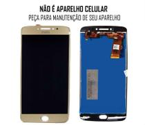 Display Frontal Motorola Moto E4 Plus XT1773 - Escolha Cor