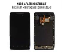 Display Frontal Motorola Razr Max Hd XT910 Preto com Aro