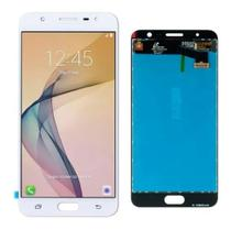 Display Frontal Touch Lcd Samsung Galaxy J7 Prime Branca G610 - Incell