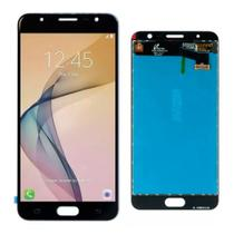 Display Frontal Touch Lcd Samsung Galaxy J7 Prime Preta G610 - Incell