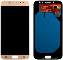 Display Frontal Touch Lcd Samsung Galaxy J7 Pro J730G Dourada Original - Incell