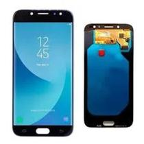 Display Frontal Touch Lcd Samsung Galaxy J7 Pro J730G Preta Original - Incell