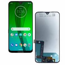 Display Lcd Tela Motorola Moto G7 Plus Xt1965 Xt1965-2 Frontal -
