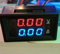 DISPLAY VOLTIMETRO DIGITAL 0-100V DC E AMPERIMETRO DIGITAL 10a - Xt
