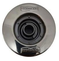 Dispositivo retorno pratic 50mm inox alvenaria sodramar -
