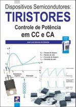 Dispositivos semicondutores - tiristores - Erica