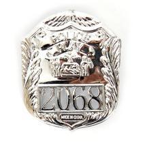 Distintivo Policial - Police