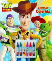 Diversao Colorida - Toy Story - Dcl