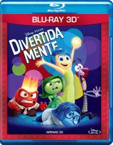 Divertidamente (Blu-Ray 3D) - Buena vista (disney)