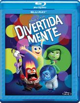 Divertidamente (Blu-Ray) - Buena vista (disney)