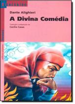 Divina Comédia, A - Coleção Reencontro Literatura - Scipione (paradidaticos) - grupo somos