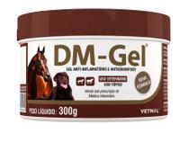 Dm Gel Anti-inflamatório Gel Analgésico Vetnil - 300g -