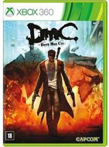 DmC: Devil May Cry 5 - Xbox 360 - Capcom
