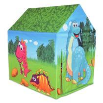 Dmtoys barraca casa dinossauro 95cmx7 dmt5885 - Dm Toys