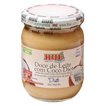 Doce de Leite com Coco Diet Hué (Sem Adição de Açúcares) Sem Glúten Pote 220g - Hue