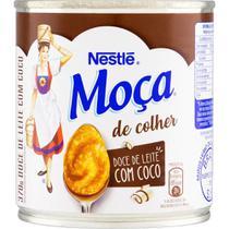 Doce de Leite com Coco Nestlé Moça de Colher 370g -