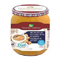 Doce de Leite Diet SÃO LOURENÇO 210g -