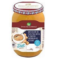 Doce de Leite Diet SÃO LOURENÇO 650g -