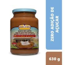 Doce de Leite Diet Zero Adição de Açucar 630g - Reseva de Minas - Reserva de Minas