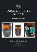 DOCE DE LEITE ROCCA TRADICIONAL - EMBALAGEM MAIOR 470g -