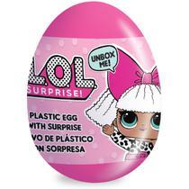 Doce LOL OVO Plastico C/SURPRESA - Planeta Criança